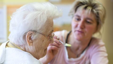 Altenpflege Selbstversuch