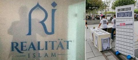 Logo RI / Meine Stimme gegen die Werte-Diktatur