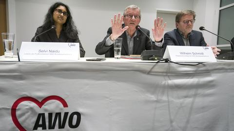 Pressekonferenz mit dem AWO-Bundesvorstand