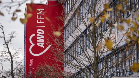 AWO-Gebäude in Frankfurt