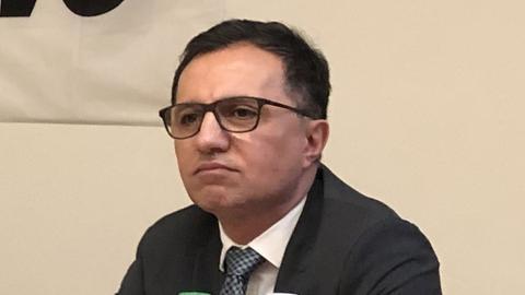 Der Wiesbadener AWO-Geschäftsführer Murat Burcu