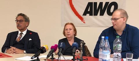 Pressekonferenz der AWO Wiesbaden