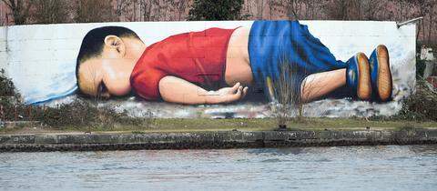 Aylan Graffiti Frankfurt