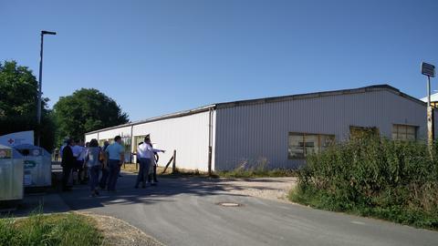 Möglicher Standort für Eventhalle in Bad Camberg-Würges