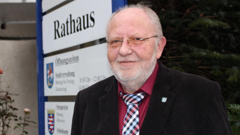 Bürgermeister Bad Orb Roland Weiß