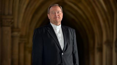 Der designierte Bischof von Limburg Georg Bätzing