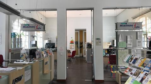 Bürgerbüro im Bahnhof Eppstein