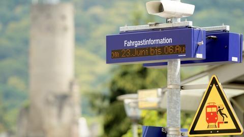 Bahnhof Eppstein