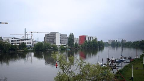 Bauprojekte in Offenbach