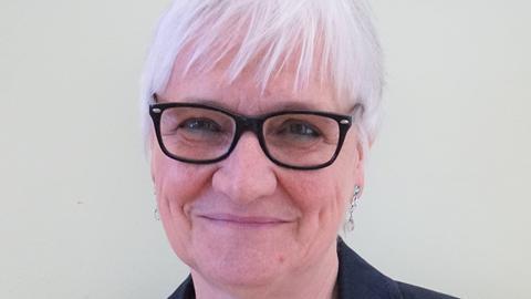 Hiltrud Stöcker-Zafari, Bundesgeschäftsführerin des Verbands binationaler Familien und Partnerschaften