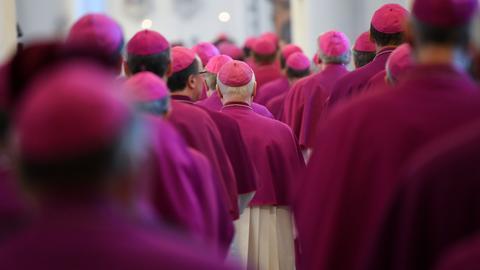 Mitglieder der Deutschen Bischofskonferenz