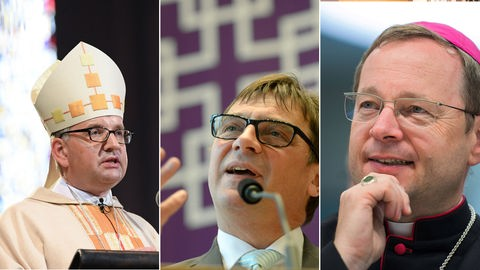 Michael Kohlgraf, Volker Jung, Georg Bätzing