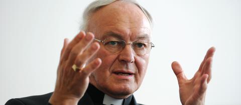 Fuldas Bischof Heinz-Josef Algermissen