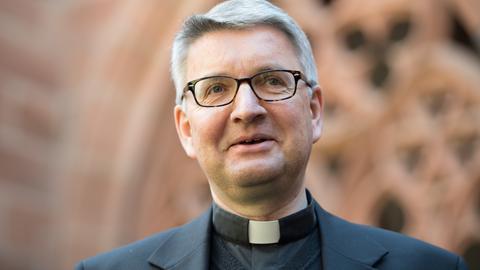 Der ernannte Mainzer Bischof Peter Kohlgraf
