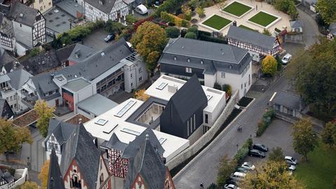 Einblicke in die umstrittene Bischofsresidenz Limburg