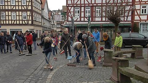 Kehraus in Büdingen