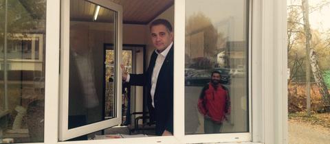 Bürgermeister Modautal Flüchtlinge
