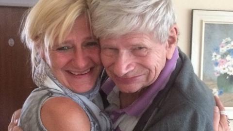 Carmen Längins Vater starb an den Folgen einer Covid-Erkrankung