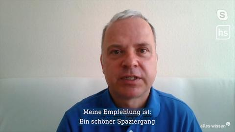 Virologe Martin Stürmer im Skype-Interview