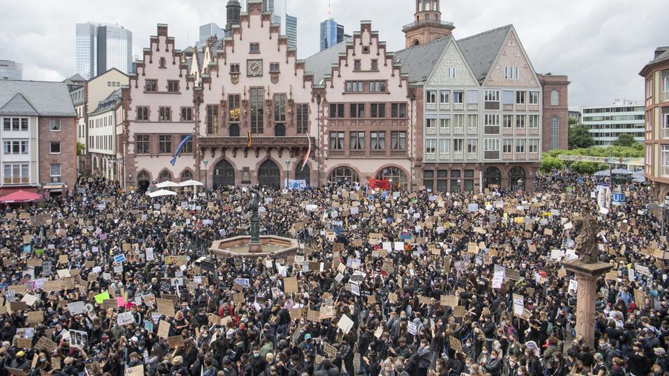 Demo Frankfurt Aktuell