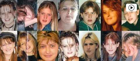 Portraits von Jenny Blaine Drogensüchtige