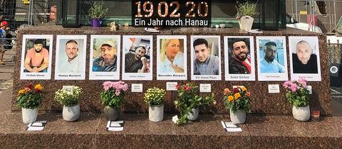Ein Jahr Hanau