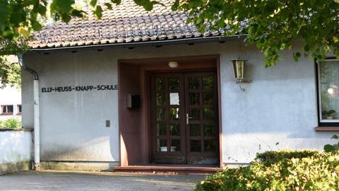 Elly-Heuss-Knapp-Schule in Darmstadt