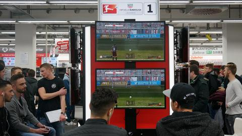 eSport Turnier FIFA