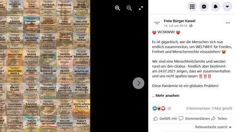 Freie Bürger Facebook Kassel
