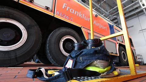 Feuerwache Frankfurt Flughafen