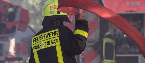 Feuerwehr Frankfurt