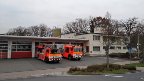 Feuerwache in Walldorf