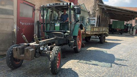 Traktor Fleckenbühl