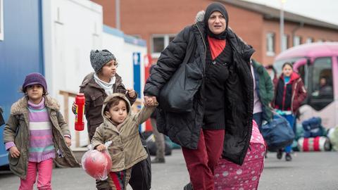 Modellprojekt Flüchtlinge Darmstadt