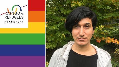 Hamid aus Afghanistan