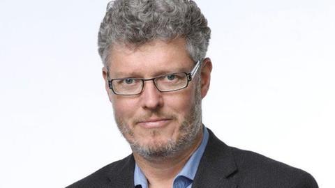 """Frank Statzner, Koordinator der Sendung """"Wir hören Dich""""."""