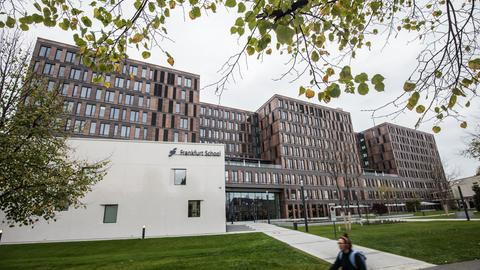 Der neue Campus der School of Finance und Management