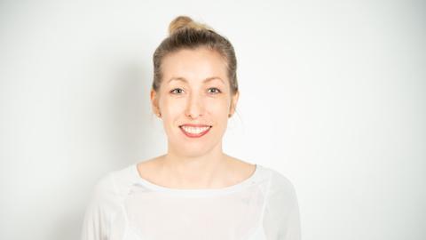 Frauke Kuhn ist Coach und Yoga-Lehrerin
