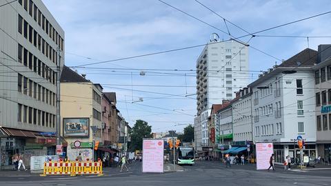 Freiluft-Experiment Kassel