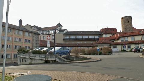 Hospital zum Heiligen Geist in Fritzlar