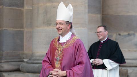 Michael Gerber wurde am Sonntag zum 18. Bischof von Fulda ernannt.