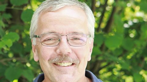Gerhard Eppler Landesvorsitzender NABU Hessen