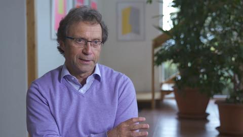 Der Physiker Gerhard Scheuch