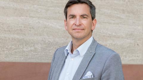 Peter Hoeres, Professor für Neueste Geschichte an der Universität Würzburg