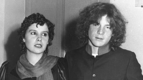 Das Ehepaar Gisela Getty und Paul Getty. (Archivbild 1974)