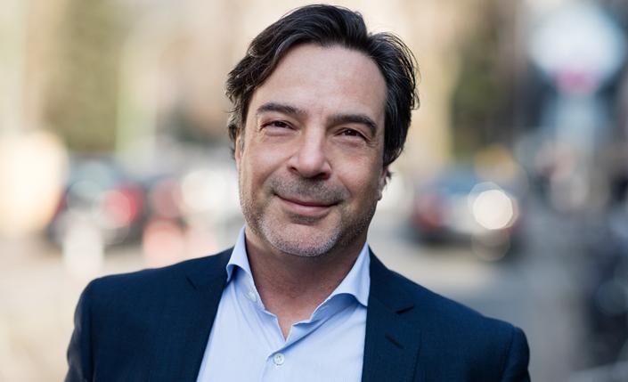 Marc Grünbaum, Jüdische Gemeinde Frankfurt