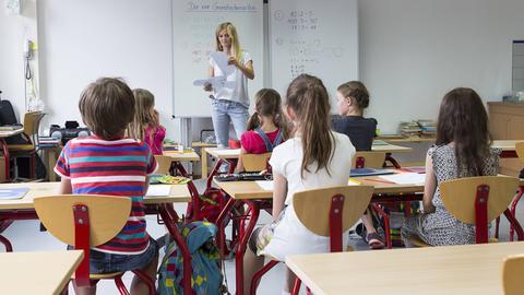 Grundschule - Sujet