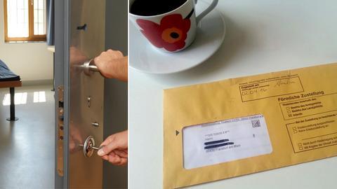 Die Ladung zum Haftantritt kommt im gelben Umschlag - doch viele Straftäter treten die Haft nicht an