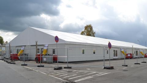 Leichtbauhalle Kirchhain