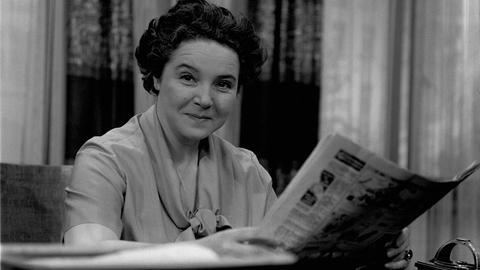 Die Schauspielerin Liesel Christ wäre heute 100 Jahre alt geworden.